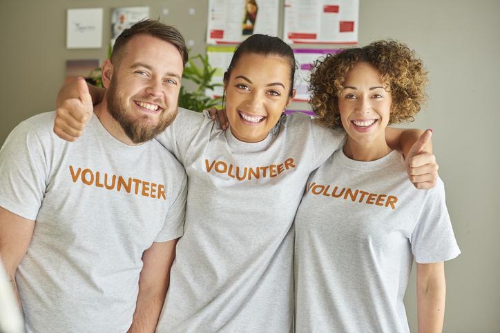 Get INVOLVED – Volunteer Opportunities!